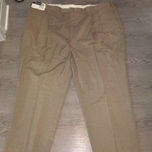 Men's Roundtree and Yorke Dress Pants Size 48